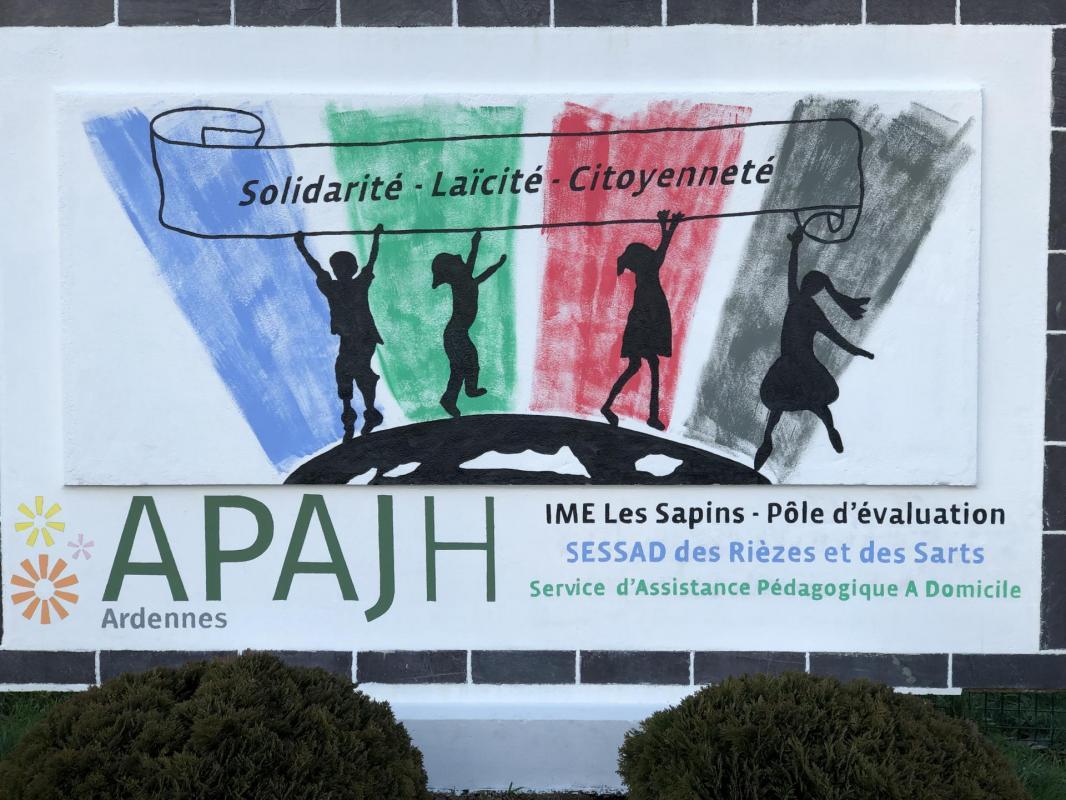 Plaque apajh